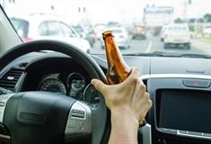 Driving with beer bottle in hand - DUI Defense in Redding
